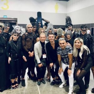 Royals at Hair Expo 2019