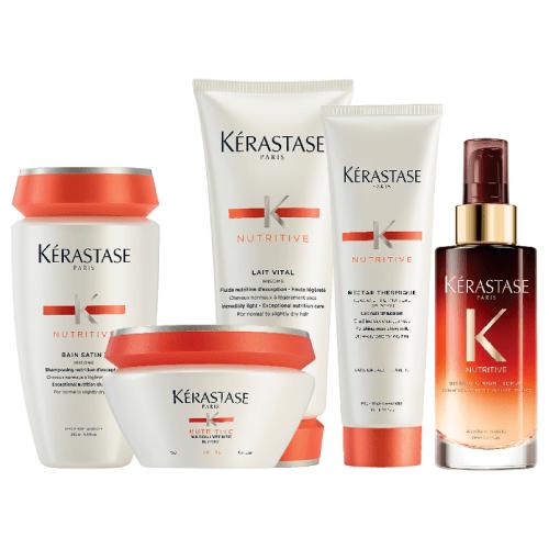 Kerastase Nutritive Packs (Slightly Sensitized Hair)