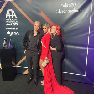 Sydney's Royals Hair Scoops Two Major Industry Hair Awards
